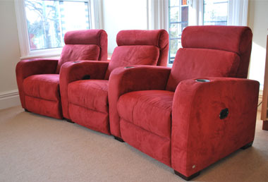 Ordinaire Home Cinema Seating