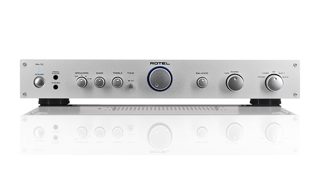 Rotel A-10 Integrated Amplifier